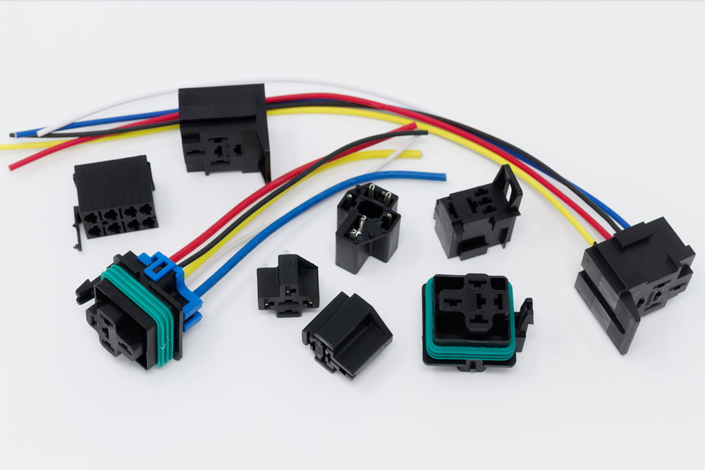 Our Products Custom Connector Corporation